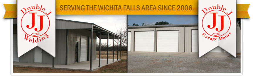 Double J Welding And Double J Garage Doors Wichita Falls